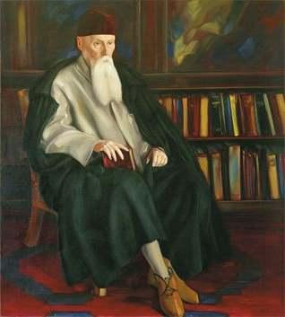 Портрет Н.К.Рериха